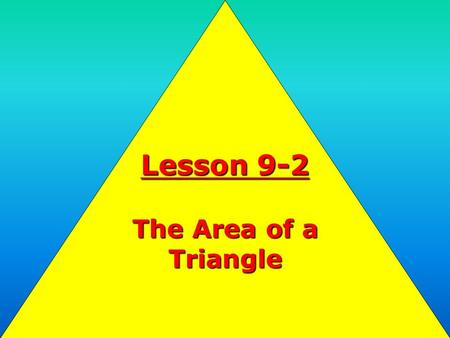 solving triangles how to solve case 2 orm