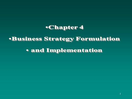 1. 2 Learning Objectives Understanding of: Internal growth strategies and implications for organization scope and resource allocations External growth.