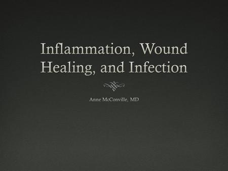 Why do we care?Why do we care?  Wound infection and failure remain common complications  Prolong hospitalization  Increased resource consumption 