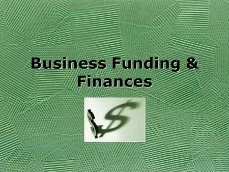 Business Funding & Finances. What You Need to get Started Business License - Occupational License, or Home Occupation Permit is a government certificate.