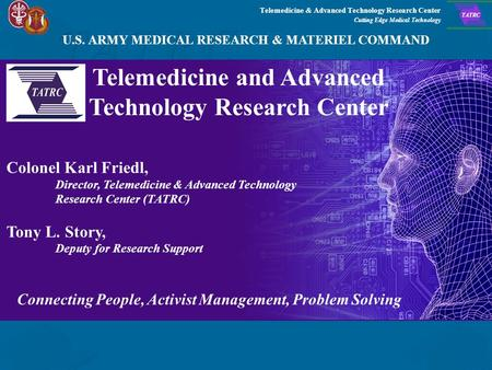 Telemedicine and Advanced Technology Research Center