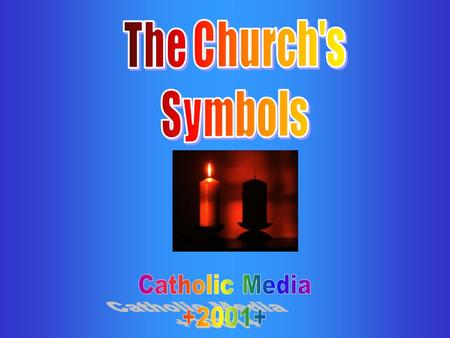 Contents Page Introduction Some Ancient Symbols Some Ancient Symbols The Cross The Cross Other Symbols Other Symbols.