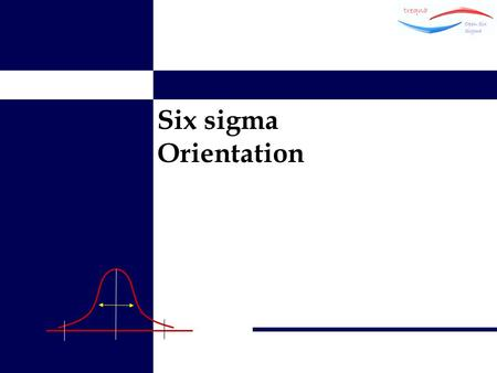 © All Rights Reserved TreQna 2005 Six sigma Orientation.