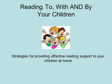 home instruction program for preschool youngsters