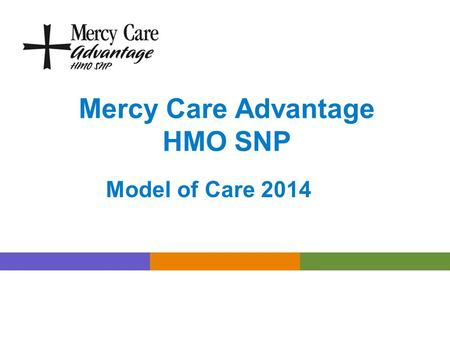Mercy Care Advantage HMO SNP
