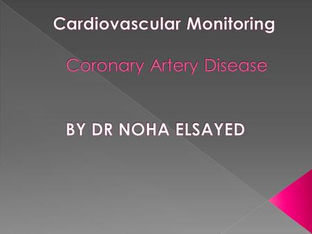 What is Coronary Heart Disease?  Who is at Risk for Coronary Heart Disease?  Signs and Symptoms of Coronary Heart Disease.  How Is Coronary Heart.