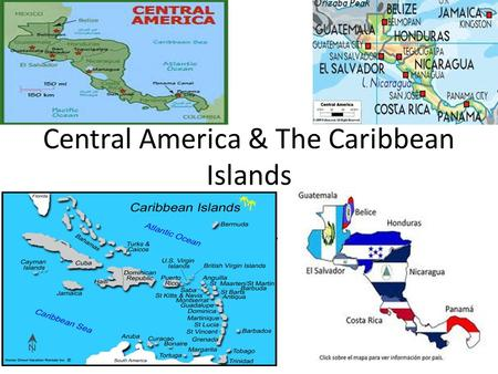 Central America & The Caribbean Islands Movie. Belize Population: 324,060 Language: English (official), Spanish Major Cities: Belize City & Belmopan (capital)