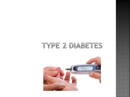 Diabetes is a chronic disease that occurs either when the pancreas does not produce enough insulin (insulin is a hormone that regulates blood sugar) or.