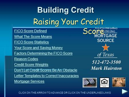FICO Score Defined What The Score Means FICO Score Statistics Your Score and Saving Money Factors Determining the FICO Score Reason Codes Credit Score.