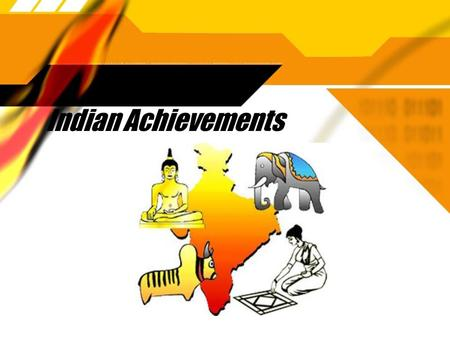 Indian Achievements. Quick Review  What continent is India located on?  What is a subcontinent?  What is a monsoon?  What are some of the Harrapan's.