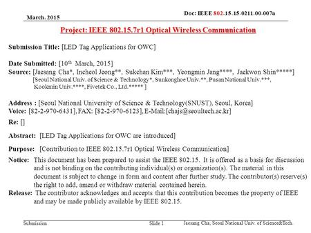 <month year> 4/19/2017<month year> doc.: IEEE Doc: IEEE a