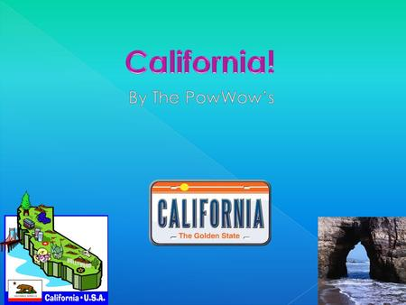  State Abbreviation- CA  State Capitol- Sacramento  Land- 163,707 square miles  Population 33,871,648  Name for residents- Californians  Highest.