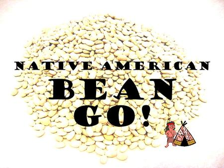 NATIVE AMERICAN BEAN GO!. Moving from one place to establish a home in a new place is called MIGRATION.