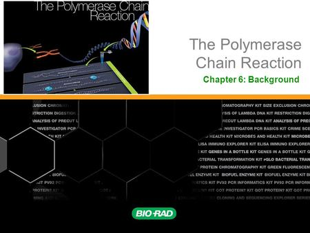 polymerase chain reaction ppt  software