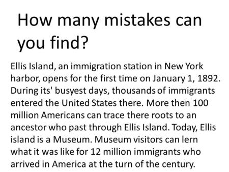 """an introduction to the immigration in new york Anthropology from the city university of new york (cuny) graduate school  daniel e martínez  introduction immigrants are less  """"new"""" immigrant  gateways, such as austin, where rates of both violent crime and serious property  crime."""