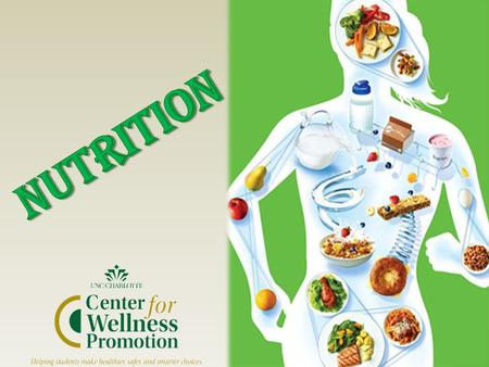 What is Nutrition? The process of providing or obtaining the food necessary for health and growth.