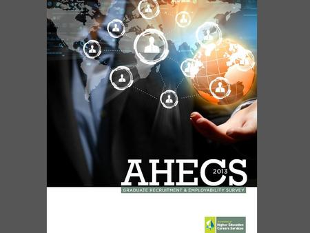 Objectives To conduct an AHECS led Survey to inform on current recruitment market trends To raise awareness of AHECS authority, on Graduate Career development,