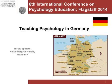 Answering open questions to prepare for an exam Teaching Psychology in Germany 6th International Conference on Psychology Education; Flagstaff 2014 Birgit.