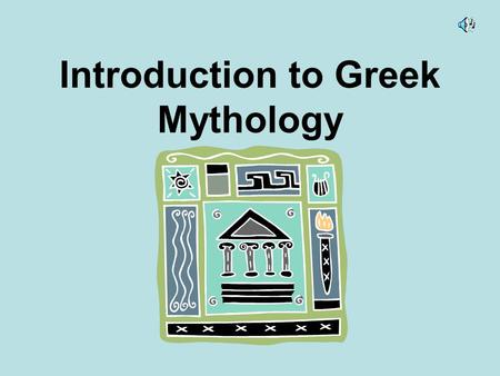 an introduction to the mythology of creationism Questions the value of genesis by comparing it to earlier versions of the creation the evolution of genesis an introduction to the origins of the creation myth.