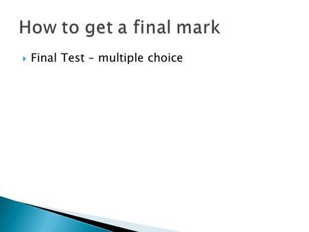 " Final Test – multiple choice.  ""Microeconomics 6e"" Prentice Hall Publishing House, June 2004 ISBN: 0-13-191207-0  Czarny B. ""Podstawy Ekonomii"" "