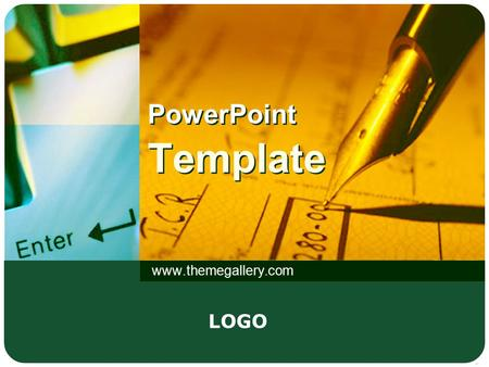 PowerPoint Template www.themegallery.com LOGO.