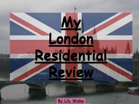 My London Residential Review By Lily Walke Me on the Train The Hostel St Pauls Cathedral Josie and I on the Bunk Beds Day 1 – Wednesday 27 th February.