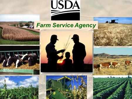 Farm Service Agency. Farm Loan Programs Beth Sant – Farm Loan Manager Jessica Davis- Farm Loan Officer Jeff Larsen- Farm Loan Officer Angela Sandoval-