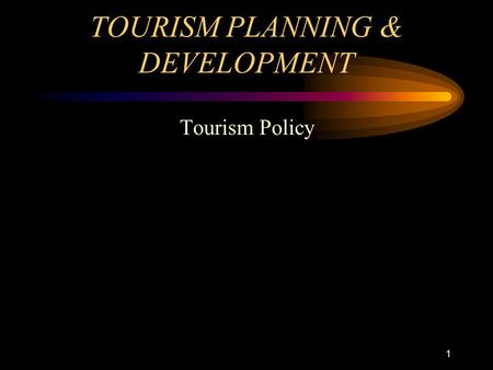the tourism of kenya an analysis and development paradigm African heritage challenges: development and sustainability  tourism and development in post-apartheid  african heritage challenges: development and.