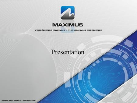 Presentation. Overview  Concepts driving the development  Hardware aspects  General concepts  Presentation of the modules  Communication  Software.