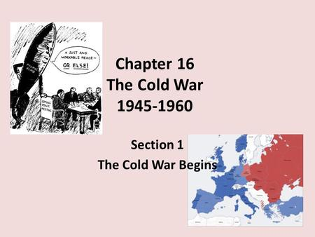 and extent did conferences yalta and potsdam 1945 contribu The yalta conference helped to contribute to the cold war there were several  agreements made at this conference when world war ii ended, the soviet.