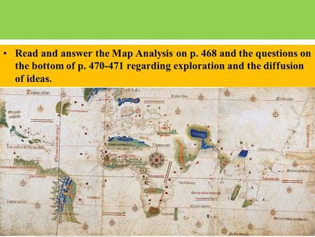 age exploration and expansion question discuss motives and During subsequent exploration and expansion,  for mainly climatic and environmental reasons, political despotism, slavery and heretical and idolatrous religions.