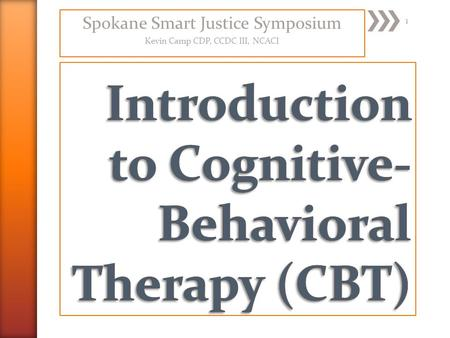 An introduction to cognitive behavior therapy and rational emotive behavior therapy