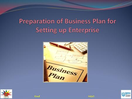 NextEnd. Preparation of Business Plan for Setting up Enterprise Business Plan.. The business plan is a written document prepared by the entrepreneur that.