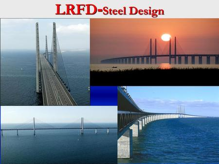 LRFD- Steel Design. Chapter 6 6.1 INTRODUCTION Most beams and columns are subjected to some degree of both bending and axial load especially in statically.
