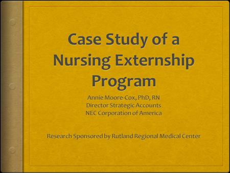 "Background  Current model of clinical education includes groups of students assigned to patients who remain ""co- assigned"" with a staff nurse under the."
