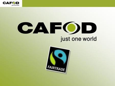 It is an independent non-profit organisation that licenses use of the FAIRTRADE Mark on products in the UK. The Fairtrade Foundation was set up in 1992.
