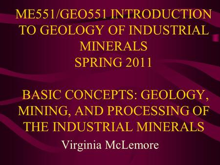 classification of minerals in geology pdf