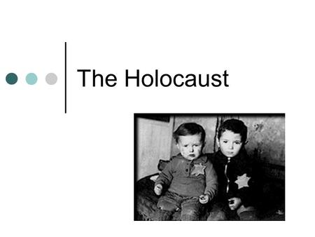 an overview of the holocaust in the nazi germany and the death of six million jewish people In just four years the nazis systematically murdered six million jewish people in the industrialized death camps they created auschwitzbirkenau is known to be the largest death camp because of the alarming amount of jews that were murdered there.