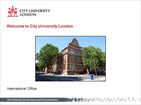 De montfort university ppt download - De montfort university international office ...