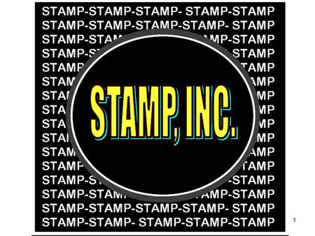 1 STAMP, INC. (Safety Training Accreditation Management Process)