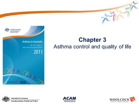 Chapter 3 Asthma control and quality of life. Dispensing of short-acting beta-agonists among concession card holders taking medications for asthma or.