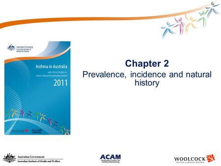 Chapter 2 Prevalence, incidence and natural history.