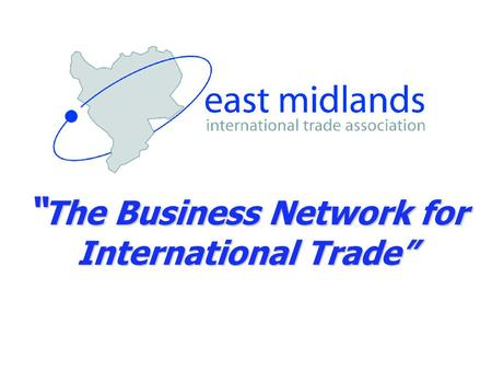 """ The Business Network for International Trade"". Castlet Ltd Setting Up A Business In China By Bryan Carr."