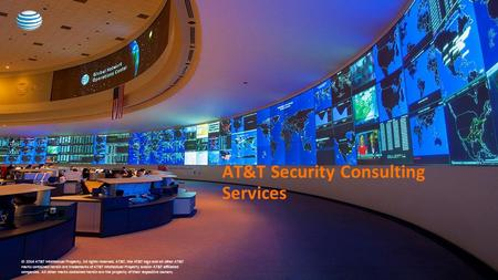 © 2014 AT&T Intellectual Property. All rights reserved. AT&T, the AT&T logo and all other AT&T marks contained herein are trademarks of AT&T Intellectual.