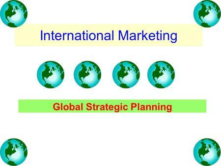 pricing in international marketing pdf