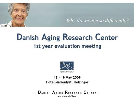 Danish Aging Research Center