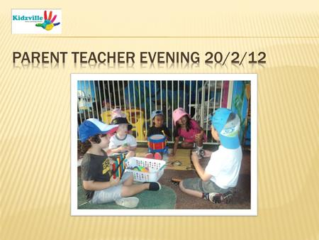 Parent teacher evening 20/2/12