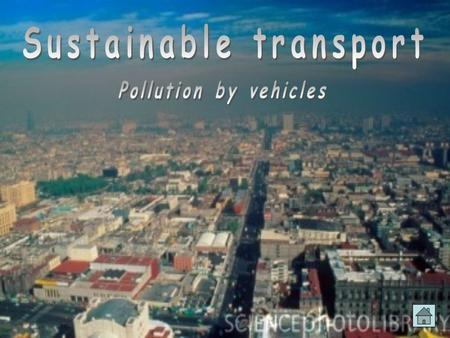 In Italy 70% of people own a private car; only 26% use public transport. This involves a big atmospheric pollution and other effects: on the people and.