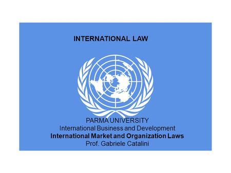 developments in international commercial law Learn about the international trade and international commercial law  law  and the regulation of trade and commerce, and poverty, gender and development ,.