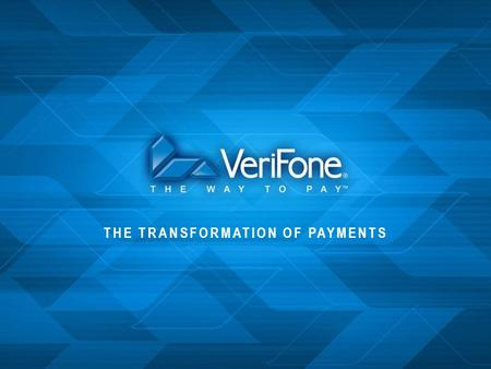THE TRANSFORMATION OF PAYMENTS. NFC Hosted Payments EMV in the US End-to-End Encryption Mobile POS.
